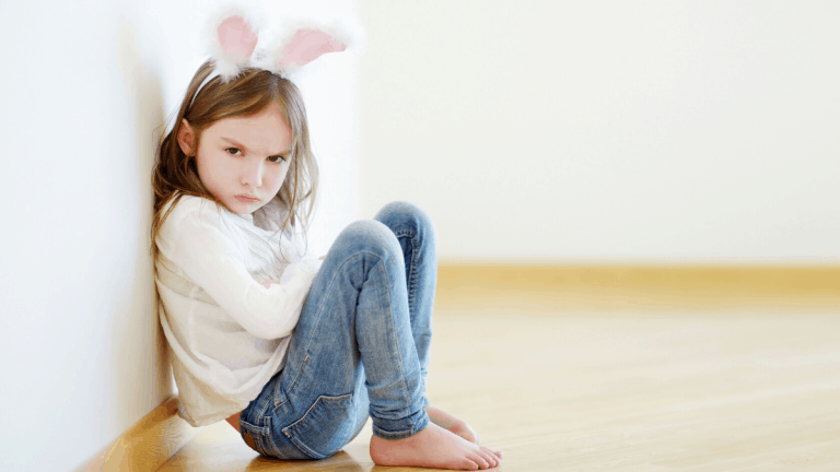 How To Deal With Tantrums, Backtalk, And Arguing