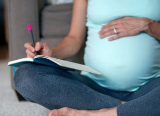 third trimester check list | third trimester to do list | third trimester