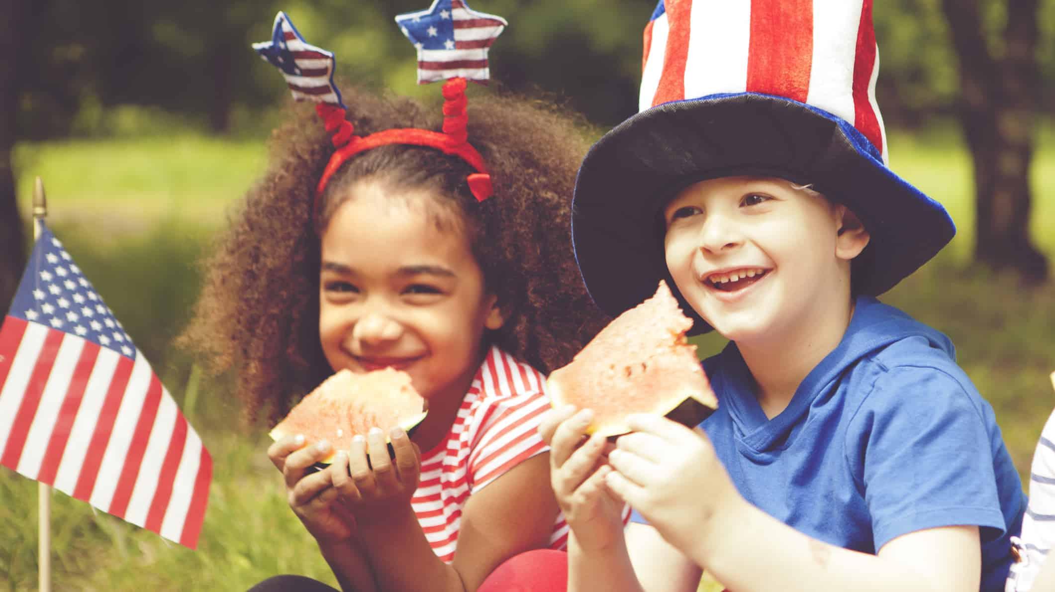 25 Fun Fourth Of July Crafts For Kids Dollar Mommy Club
