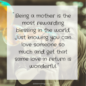 16 Inspirational Quotes For First Time Moms - Dollar Mommy Club