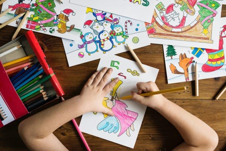 7 Ways To Nurture The Creativity Of Your Little Ones