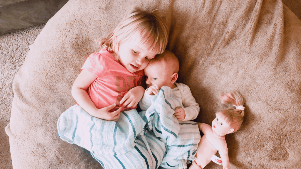 Adjusting To Life With 2 Kids Was Harder Than I Thought