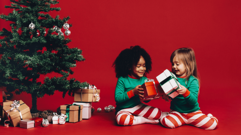 The Ultimate Toddler's Christmas Gift Guide