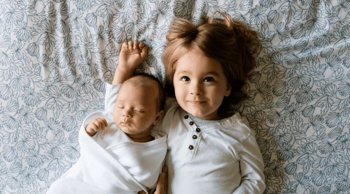 14 Tips To Help Your Toddler Adjust To A New Baby