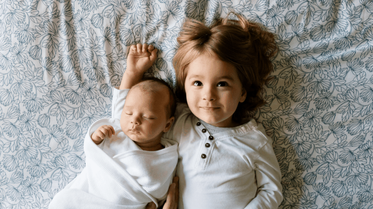 12 Tips To Help Your Toddler Adjust To A New Baby