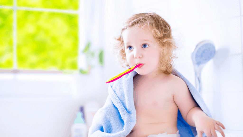 How To Get Your Toddler To Brush Their Teeth Without Power Struggles