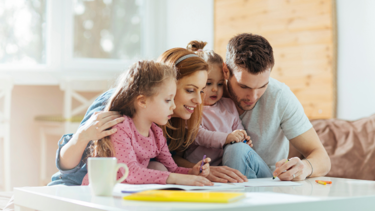 9 Ways To Help You Become A Better Parent